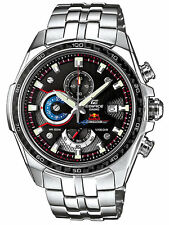 Edifice EF-565RB-1AVER Mens Limited Edition Red Bull Racing Watch with Date BNIB