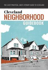The Cleveland Neighborhood Guidebook, , Very Good Book