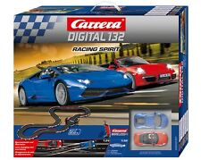 Carrera Digital 132 Racing Spirit 1/32 Slot Car Set 30187 CRA30187