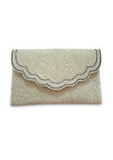 Sparkling Sequins Bead New Fashion Clutch Evening Party Bag Handbag Womens Purse