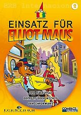 Einsatz für Elliot Maus vol. 2 ( Kinder-Zeichentrick / Kinderfilm ) DVD NEU OVP