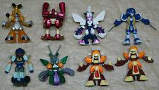 Vintage Hasbro Takara Medabots Figures 2001