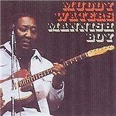 Muddy Waters : Mannish Boy CD (2002)
