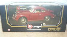 Burago Modellauto 1:18 Porsche 365 B COUPE  1961  in OVP