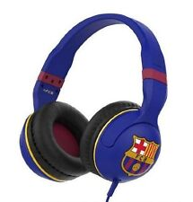 Skullcandy Hesh 2.0 Over-Ear Wired Headphones with In-Line Mic - FC Barcelona