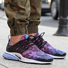 NIKE AIR PRESTO GPX Trainers Size XS (UK 7 - 8) (EU 41 - 42.5) Midnight Tropical