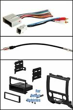 Single Din Radio Kit Combo for 2008-2011 Ford Escape Mazda Tribute Merc Mariner