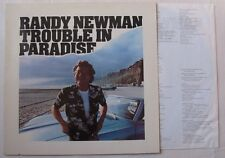 RANDY NEWMAN (LP 33T) TROUBLE IN PARADISE