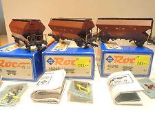 Roco 46245 . 3 x Silowagen der BLS, Wagon Special, KKK, sehr gut!! 3 x OVP