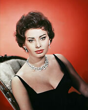 Sophia Loren 8x10 Photo Classic Vintage Celebrity Actress Print 41716