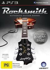 New Rocksmith (Italian cover game in English) - Game only (PS3, Playstation 3)