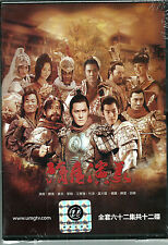 Heroes In Sui & Tang Dynasties ,Chinese Drama,12DVDs,Cantonese audio,English Sub