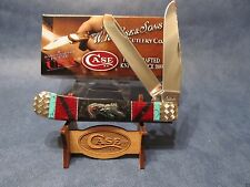 "CASE BRIAN YELLOWHORSE ""COUGAR"" TRAPPER KNIFE MINT RARE ONLY 100 #60"