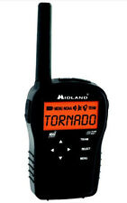 Midland Portable Emergency SAME NOAA Weather Hazard Alert Radio Black AC Adapter