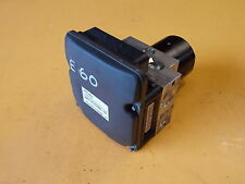 BMW 5 SERIES E60 E61 520D N47 '08 ABS PUMP MODULE 6783360-01 BOSCH 0265250217