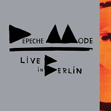 DEPECHE MODE - LIVE IN BERLIN SOUNDTRACK 2 CD NEU