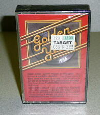 GOLDEN YEARS 1955 Cassette Tape Original Artists 1990 Sealed!