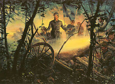 "Mort Kunstler ""Eye of the Storm"" Civil War Print Ltd Edition 314/1000"
