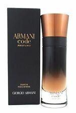 Armani Code Profumo 2 Oz 60ml Parfum Spray For Men