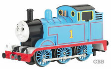 HO 1:87 Scale THOMAS THE TANK BLUE ENGINE Bachmann New Factory Sealed 58741