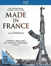 MADE IN FRANCE - IM NAMEN DES TERRORS BD BLU-RAY NEU MALIK ZIDI/FRANCOIS CIVIL/