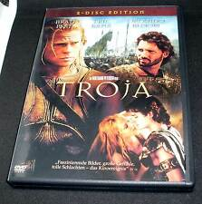 DVD - Troja - 2 Disc Edition - Brad Pitt - Wolfgang Petersen - Top Zustand