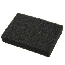 Needle Felting Foam Block - FIRM - Black 10 x 15 x 2.8cm Craft Surface Pad A6