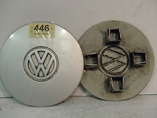 VW Volkswagen Polo Caddy Alloy Wheel Centre Cap Part No 6NO60149A VW 446 C
