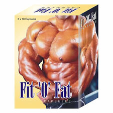 Natural Body Building Pills Muscle Mass Fat Increaser Supplements For Men 50 Cap