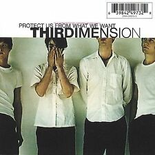 Protect Us From What We Want by Thirdimension (CD, Nov-2002, Hidden Agenda...