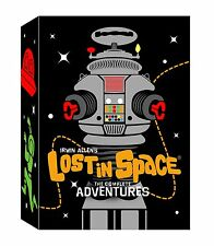 LOST IN SPACE - THE COMPLETE ADVENTURES (18 disc) - Blu Ray - Region free for UK