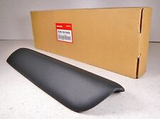 97-01 HONDA PRELUDE NOS NEW GRAPHITE BLACK LEFT HAND DRIVERS SIDE ARM REST PAD
