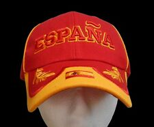 Spanish Hat Flag Espana Spain Flags Sports Baseball Cap Hat Casquette Chapeau