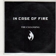 (EO930) In Case Of Fire, The Cleansing - 2008 DJ CD