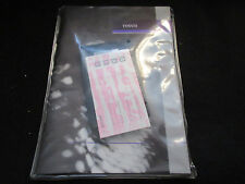 Touch Fanzine Book with Cassette Tape New Order Simple Minds Robert Wyatt Synth