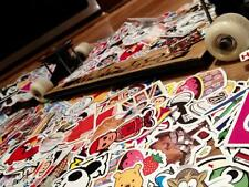10 mix of Stickers Skateboard Snowboard Skate StickerBomb Vag Jdm Euro Retro