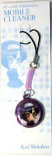 Ef A Tale of Memories Kei Shindou Screen Wiper Phone Strap Licensed NEW