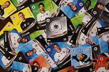 Rewe DFB Sammelkarte EM  2016 - 5 Karten aussuchen