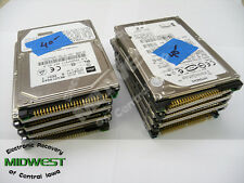 "Lot of 10 Assorted Brands 40GB 2.5"" IDE Hard Drives Securely Wiped and Test"