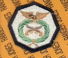 Dominican Republic Military Police ? Shoulder cloth patch
