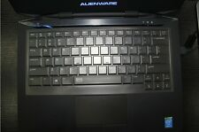High Clear Tpu Keyboard Cover For 2015-2016 New Alienware 13 R2 R3 AW13R3 AW13R2