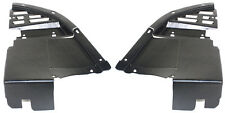 New Set of 2 Front Air Dam Deflector Valance-LH & RH Side For Chevy Camaro Pair