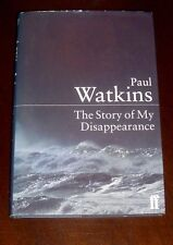 ' THE STORY OF MY DISAPPEARANCE ' by Paul CATKINS : 1st. edition : SIGNED COPY.