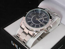 Kenneth Cole Unlisted Mens Stainless Steel Watch UL 6715 Special Edition