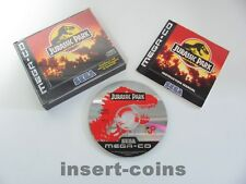 Jurassic Park ( German Version )  -   Sega Mega CD / PAL #S8