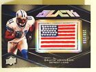 Calvin Johnson UD FLAG PATCH with free shipping !!