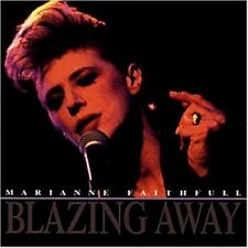 Marianne Faithfull Blazing away (1990) [CD]