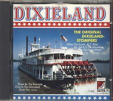 THE ORIGINAL DIXIELAND-STOMPERS - Dixieland - CD 1985 NEAR MINT CONDITION