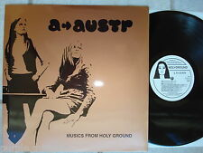 A → TO AUSTR Musics from Holy Ground LP Acme 010101LP numbered edition # 263/500