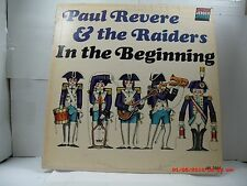 "PAUL REVERE & THE RAIDERS -(LP)- IN THE BEGINNING - ""MOJO WORKOUT"" - JERDEN-1966"